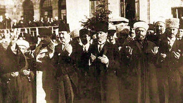 Atatürk'ün Balıkesir Hutbesi