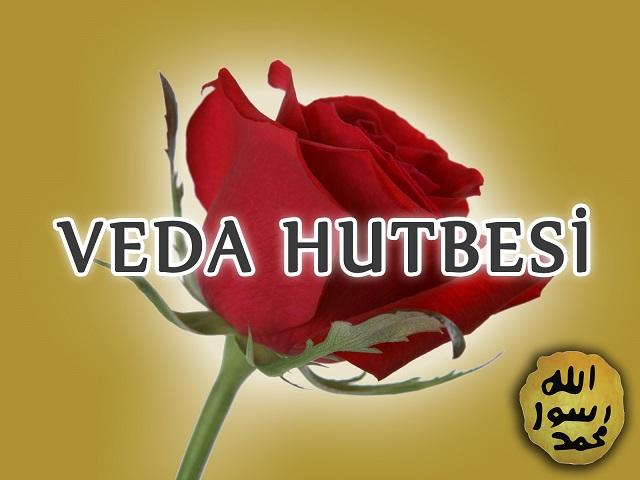 Veda Hutbesi