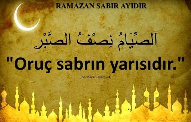 Ramazan ve Oruç Üzerine Düşünceler
